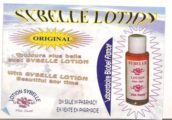 Sybelle lotion